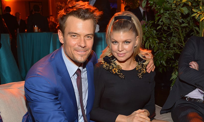 celebs who married their fans josh duhamel fergie