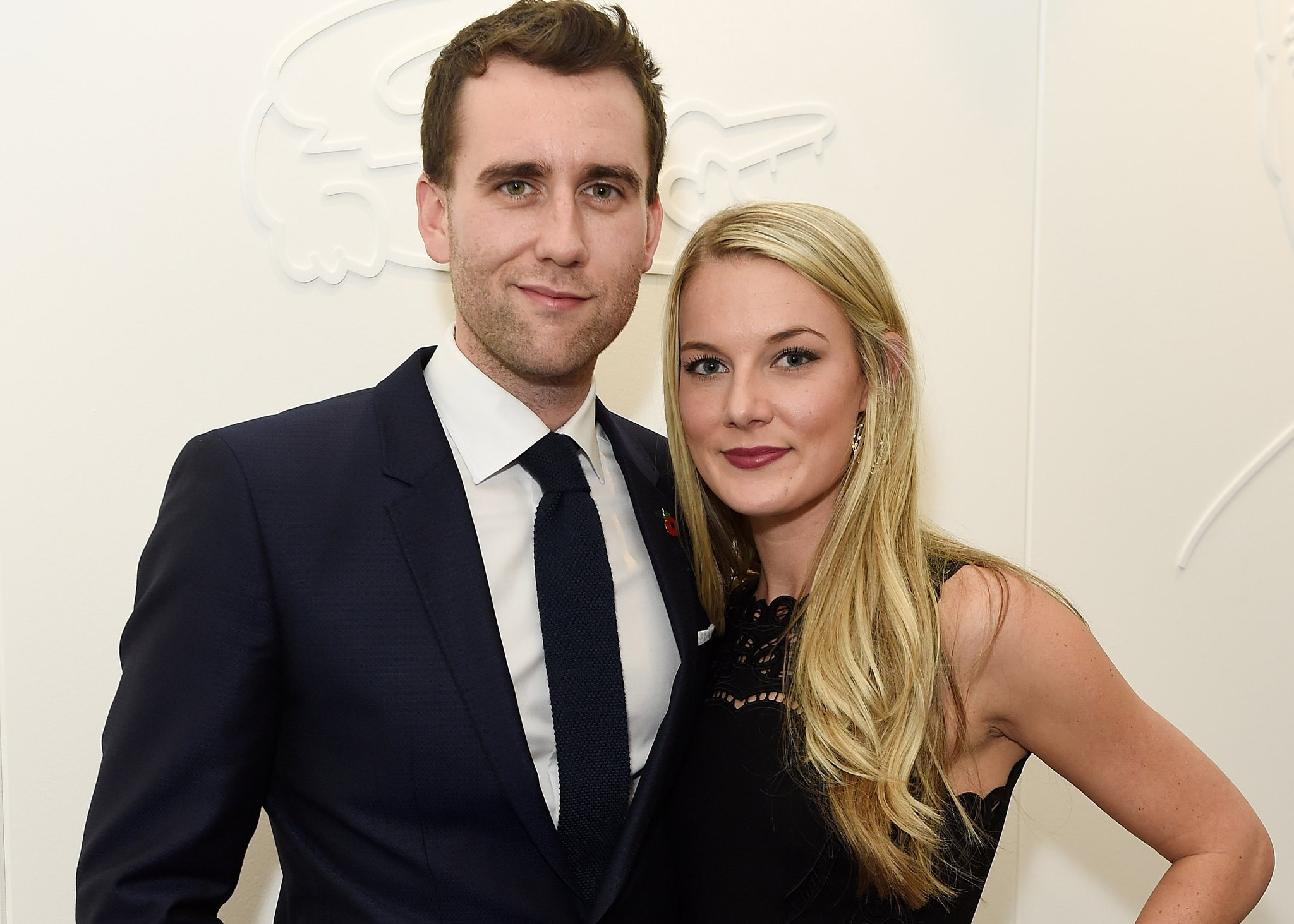 celebs who married their fans matthew lewis angela jones