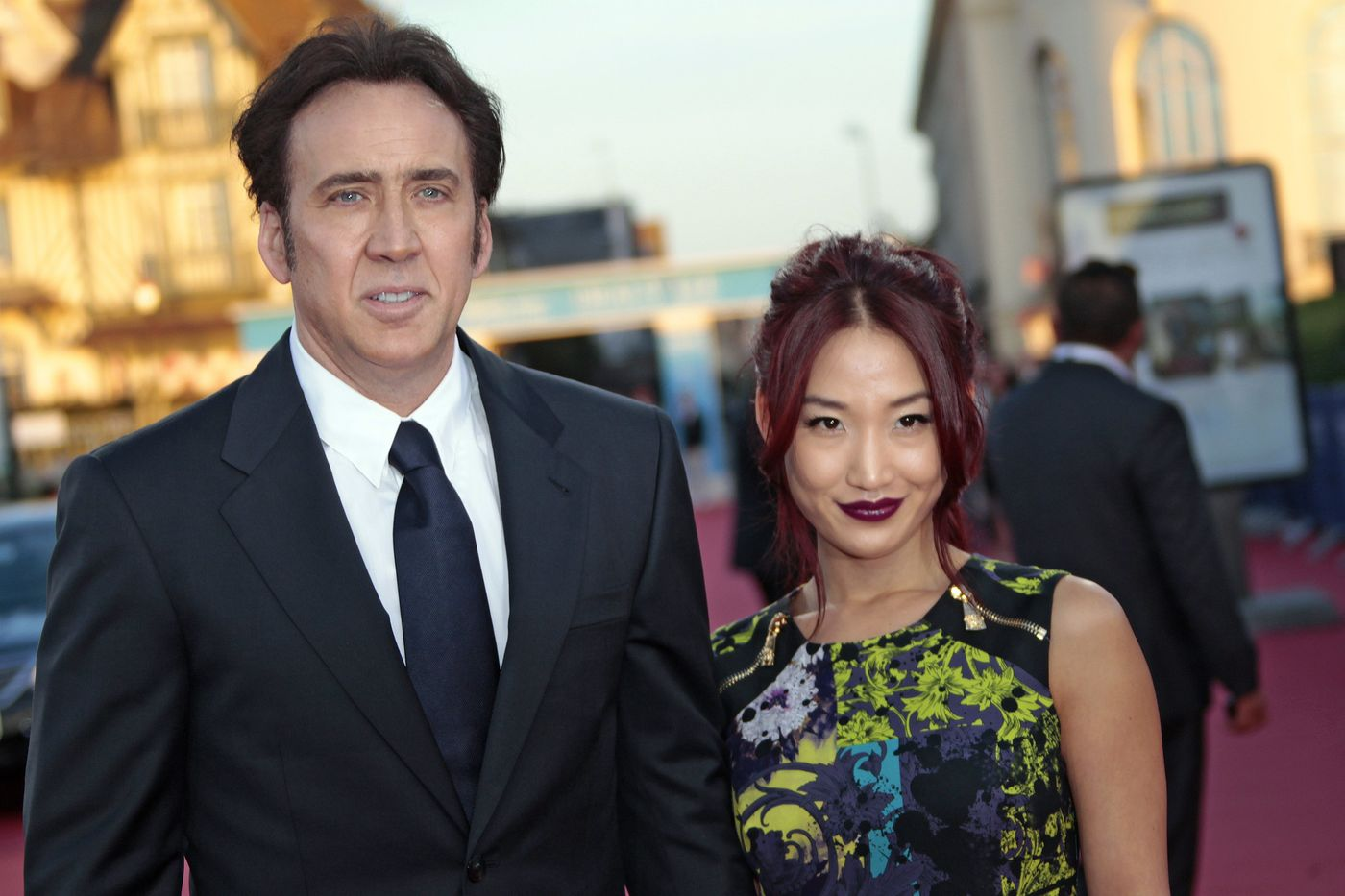celebs whomarried their fans nicolas cage kim alice