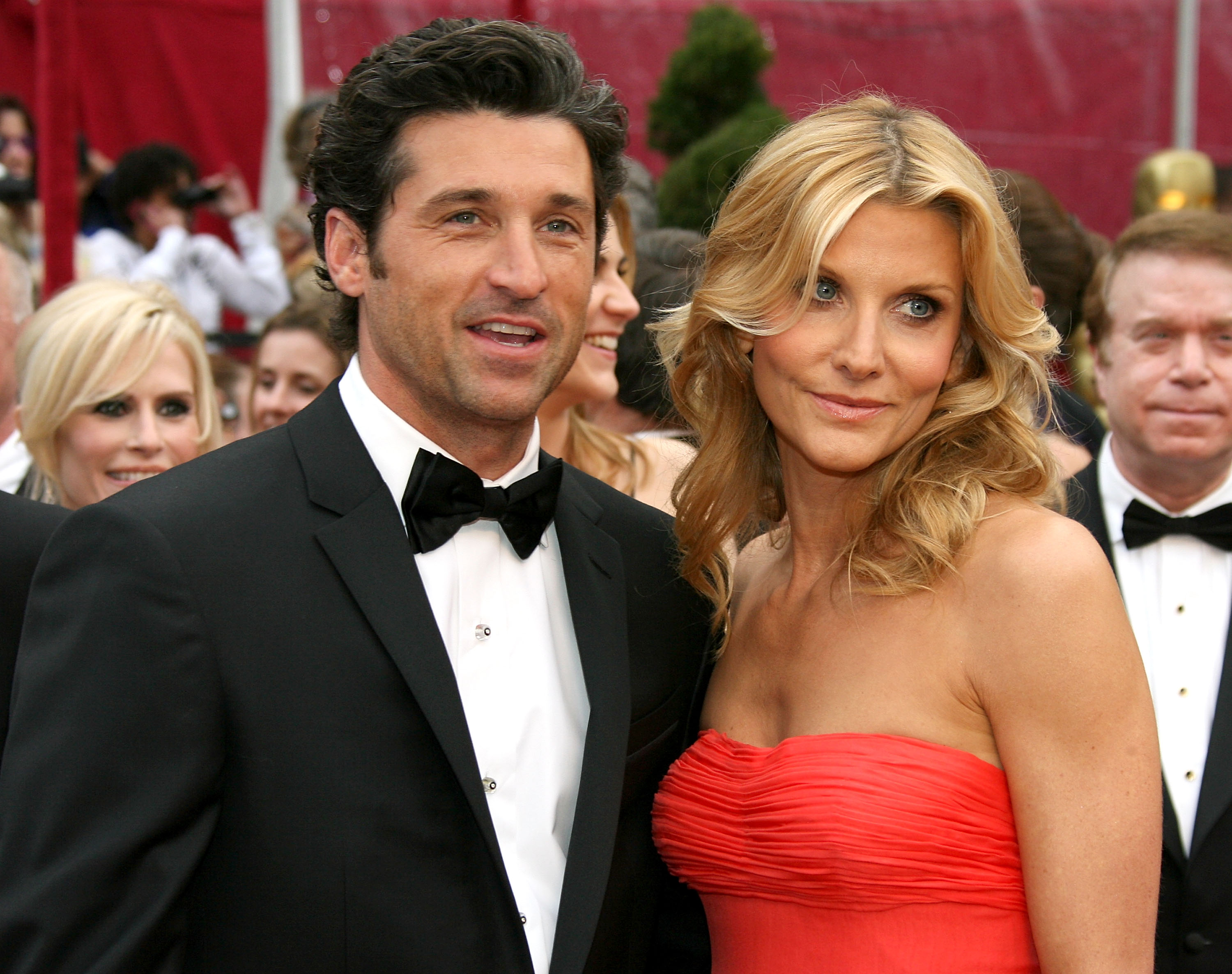 celebs who married their fans patrick dempsey jillian fink