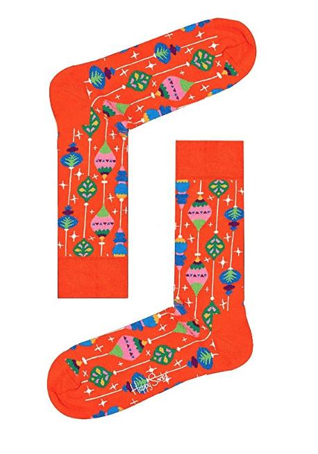 christmas baubles happy socks