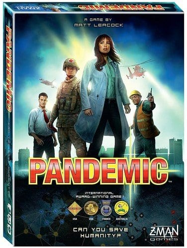 family board games pandemic