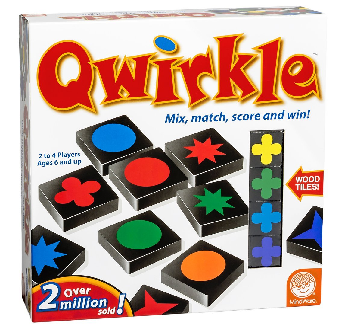 family board games quirkle