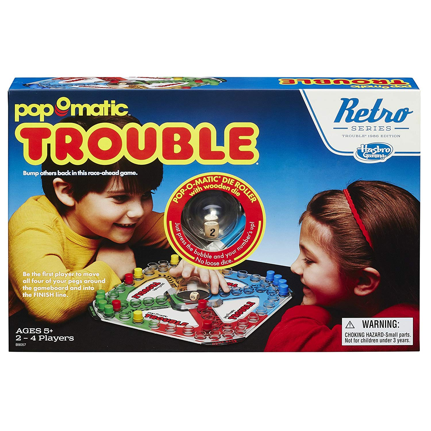 family board games trouble