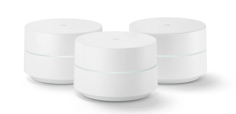 Google WiFi is a mesh unit