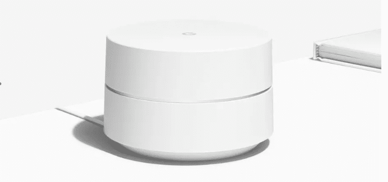 Google WiFi unit