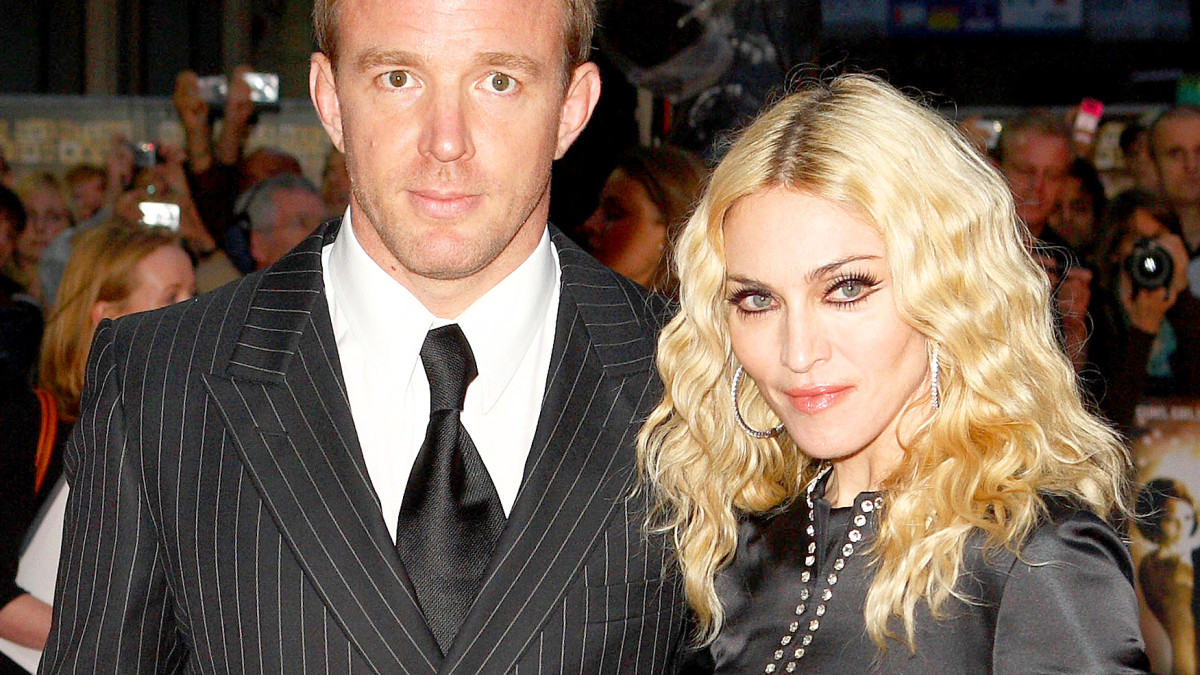 madonna and guy ritchie expensive divorces