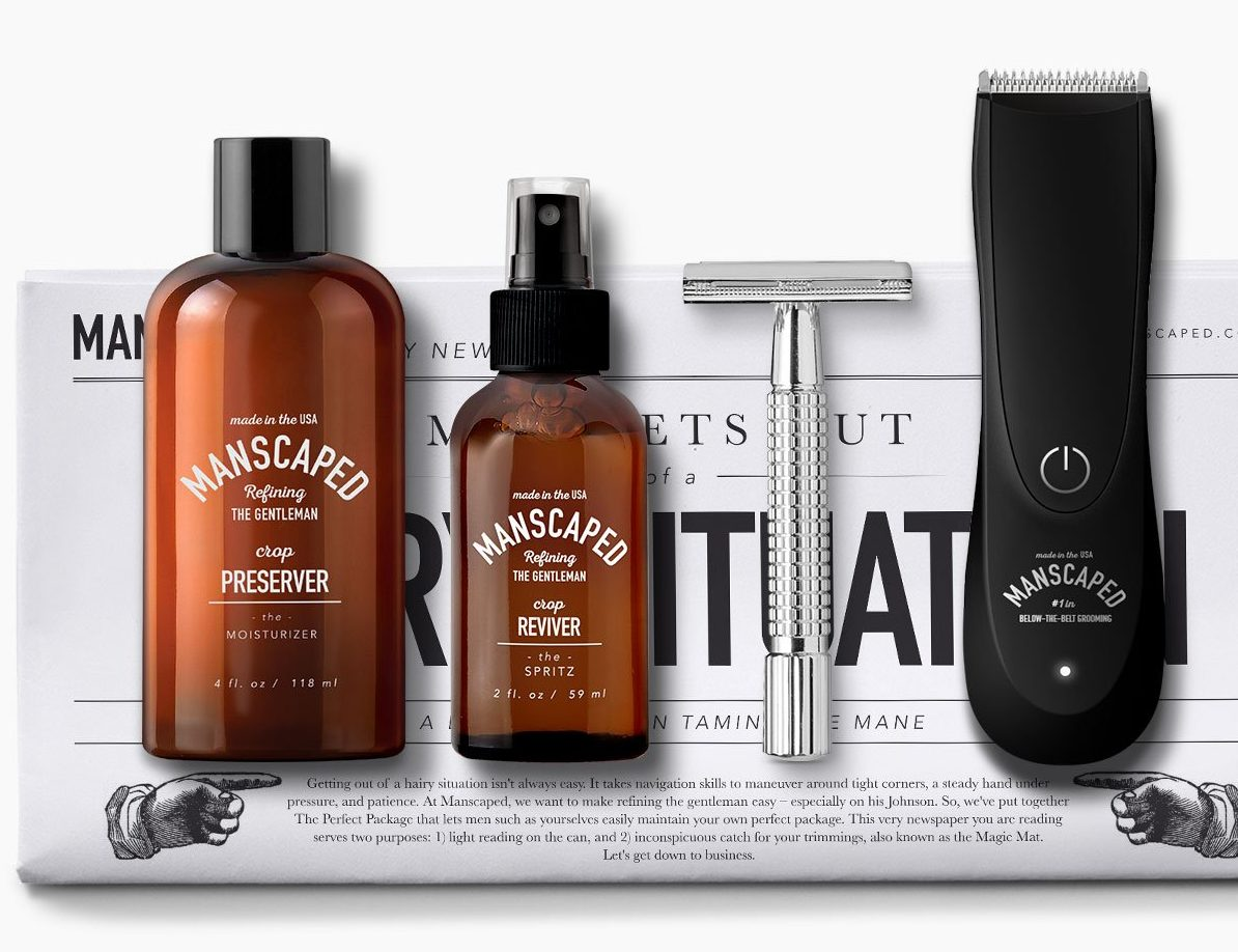 manscaped black friday deals for him product image