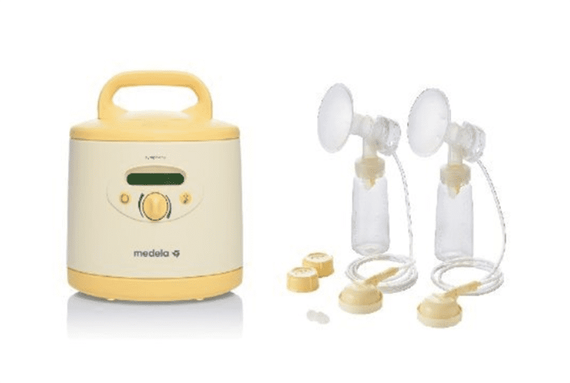medela medical-grade pump makes abest baby shower gift