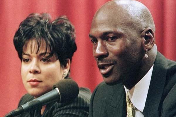michael jordan and juanita vanoy expensive divorces