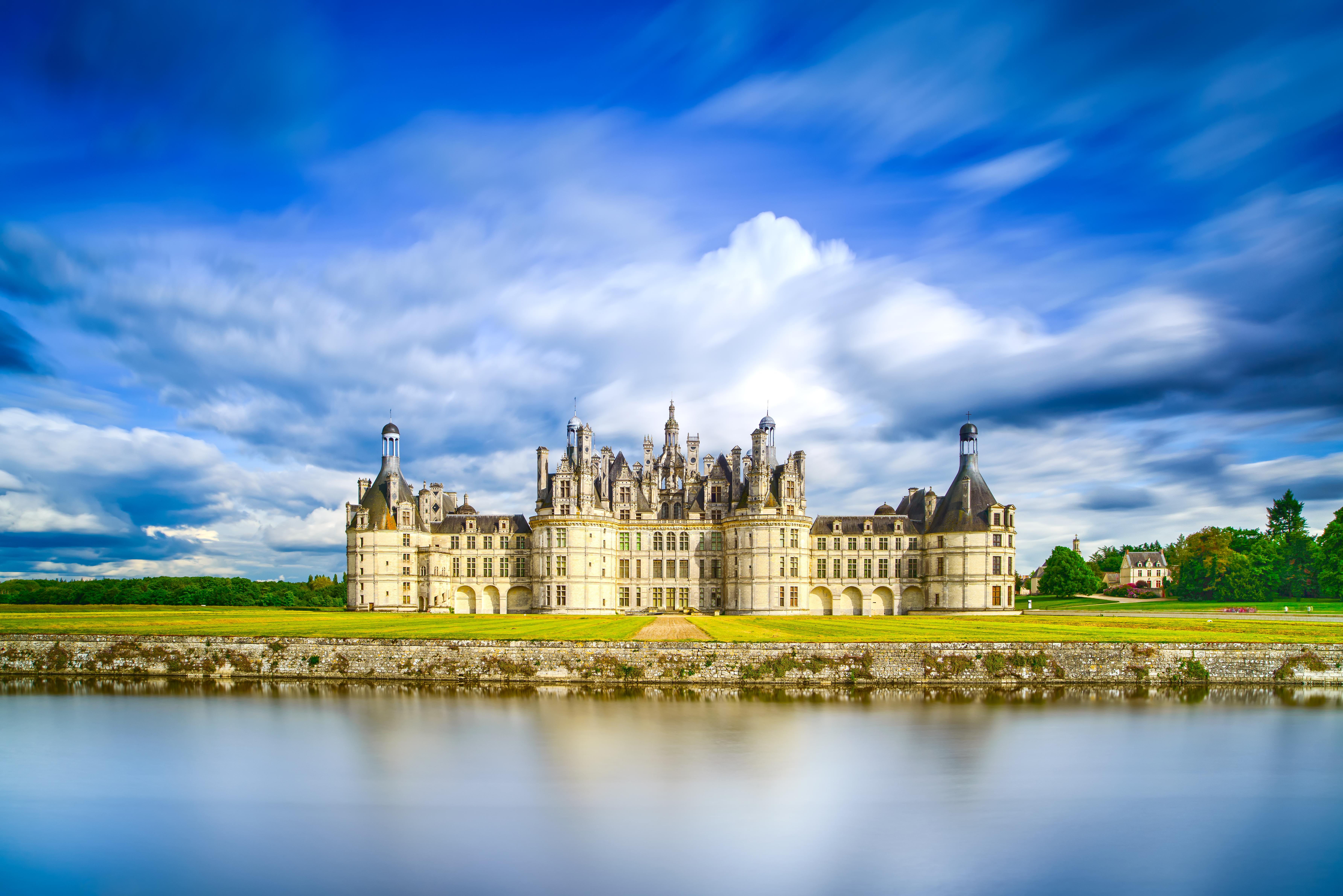 most impressive castles chateau de chambord