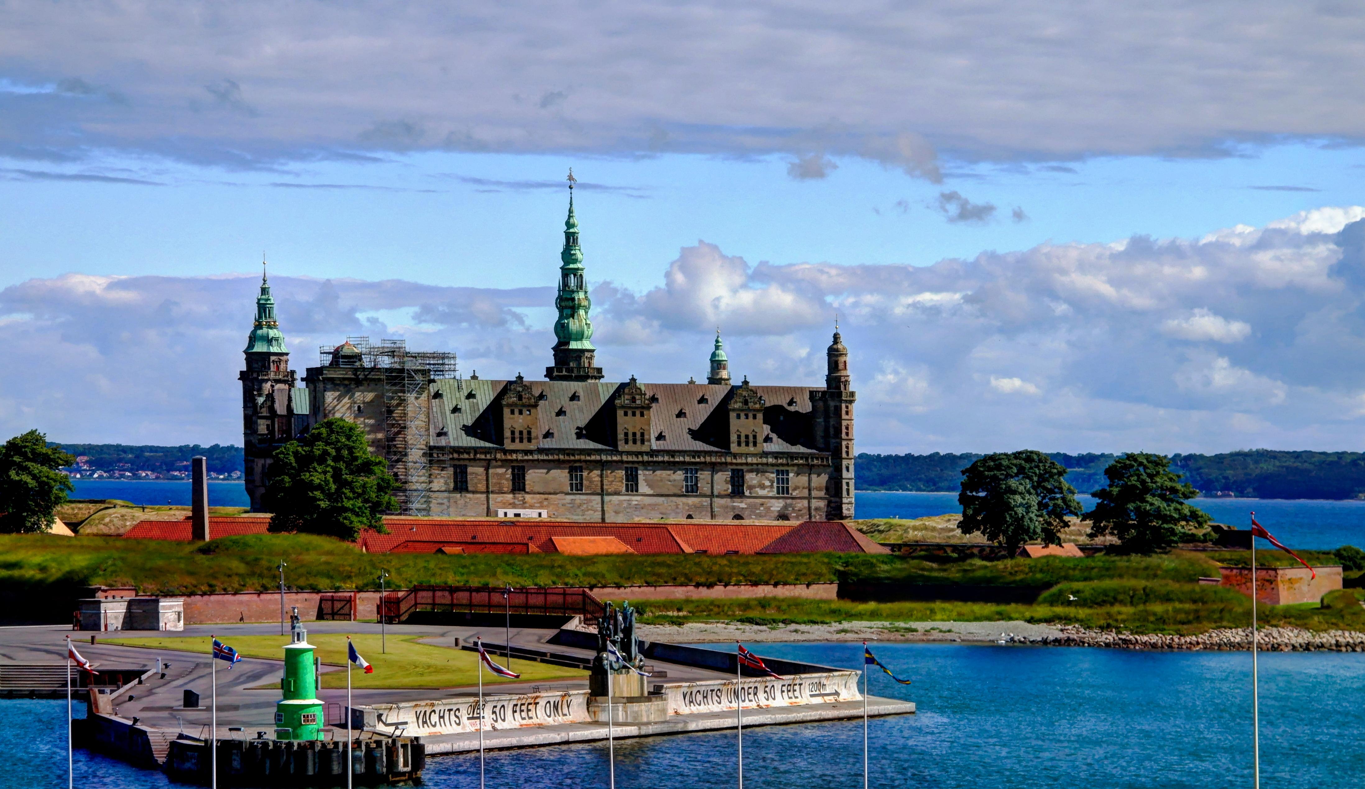 most impressive castles kronborg castle denmark
