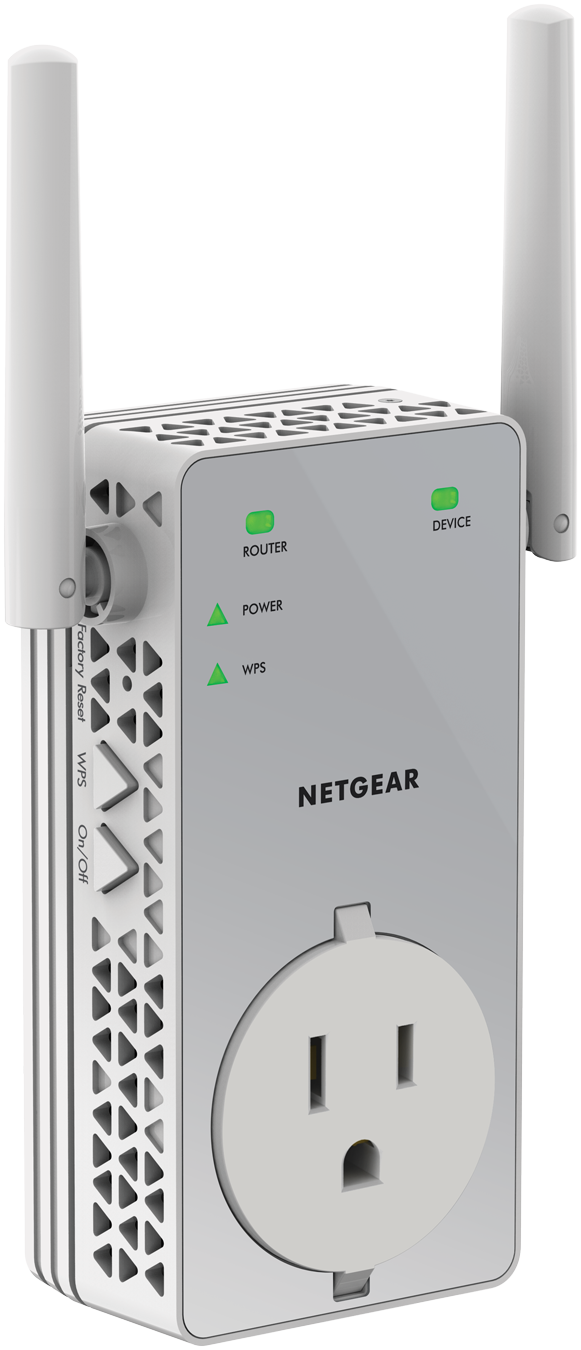 Netgear EX3800 is one of our favorite WiFi extenders