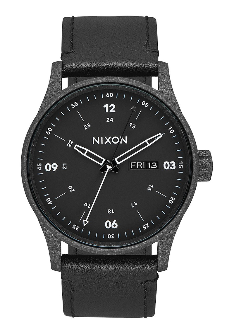 nixon sentry is a great mens watch gift idea