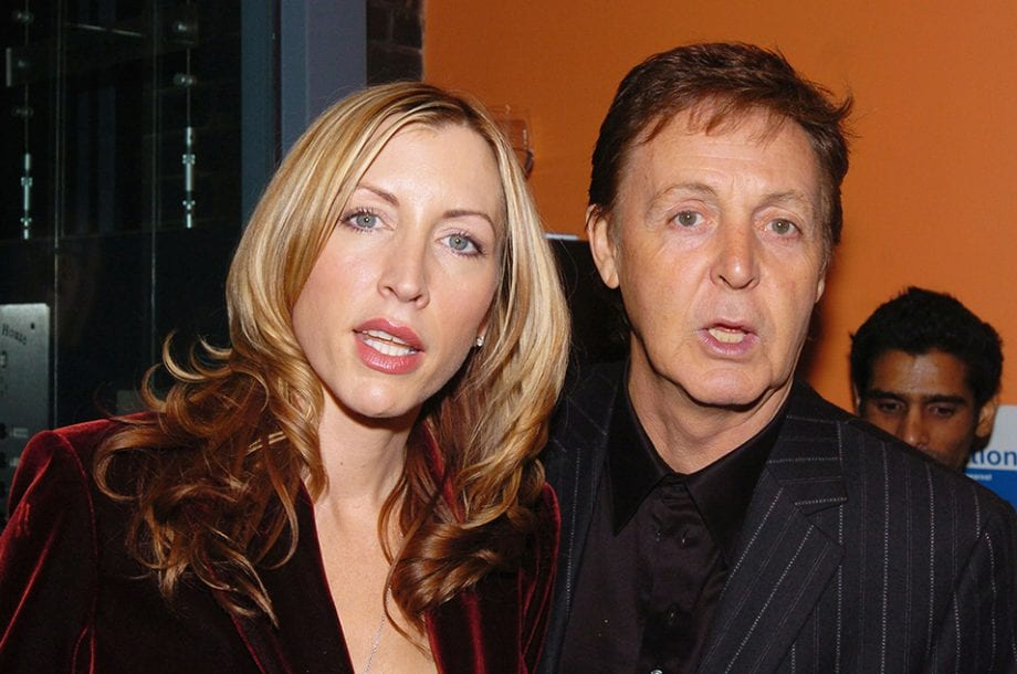 paul mccartney and heather mills expensive divorces