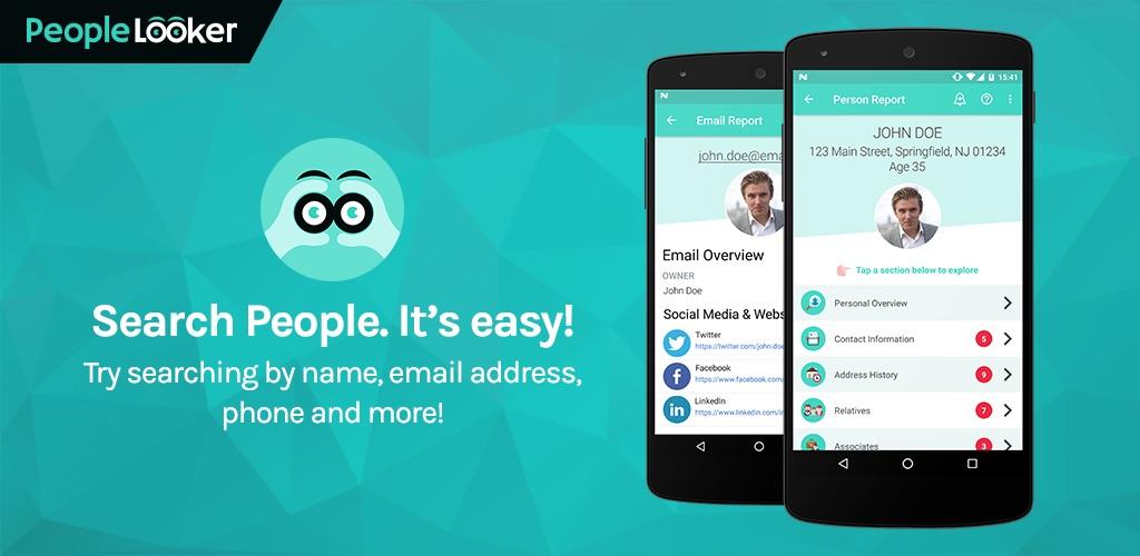 peoplelooker app