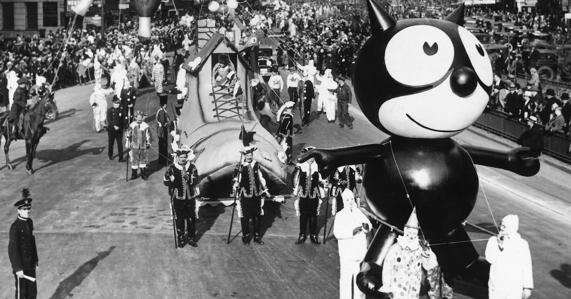 thanksgiving history facts macys thanksgiving parade