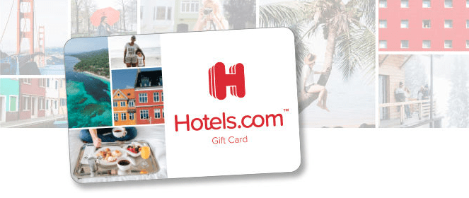 Hotels.com Gift Cards Are Great Gift For Travel Lovers