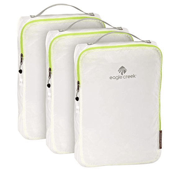 Need a gift for a travel lover? Packing cubes are ideal as they keep your luggage organized