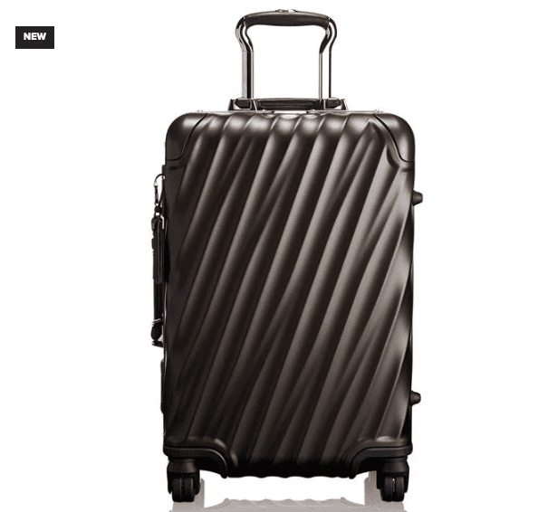 Every traveler should have have at least one piece of Tumi Luggage