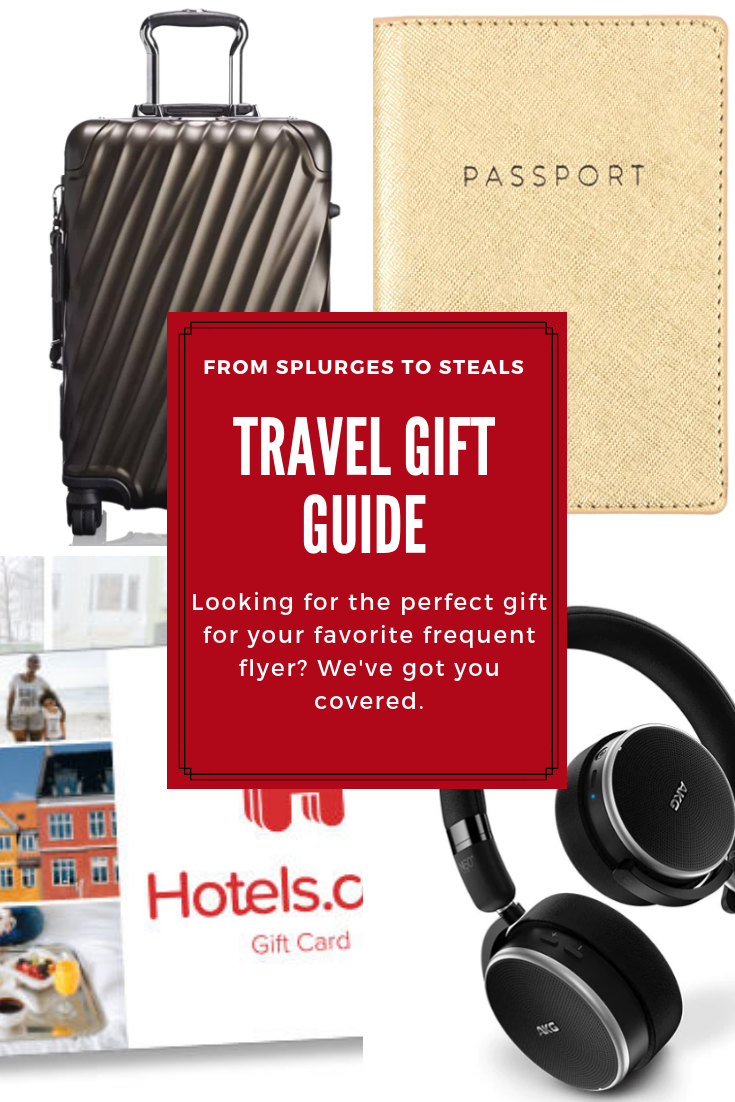 Perfect Gifts For Travel Lovers