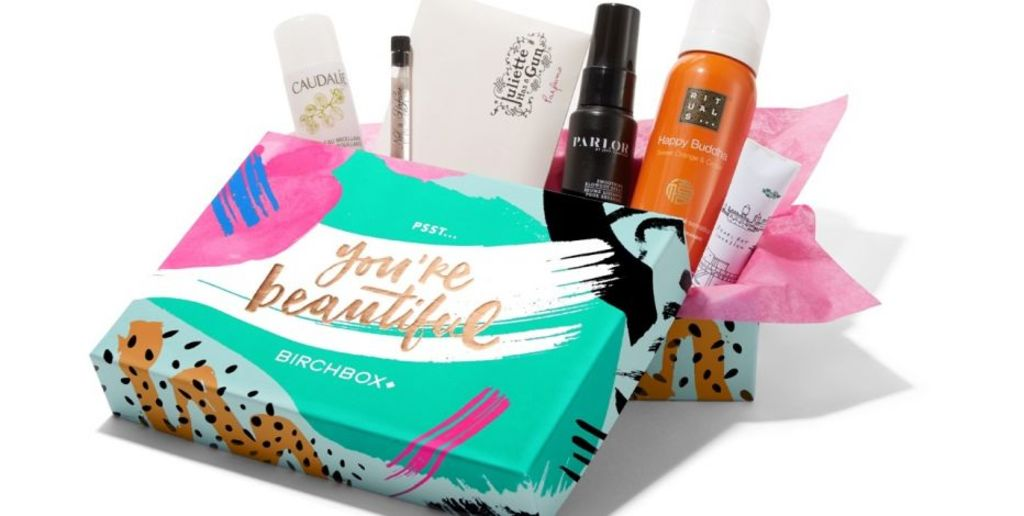 treat yourself to a beauty subscription box