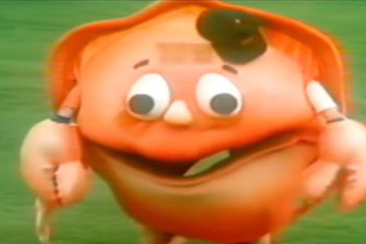 worst mascots crazy crab