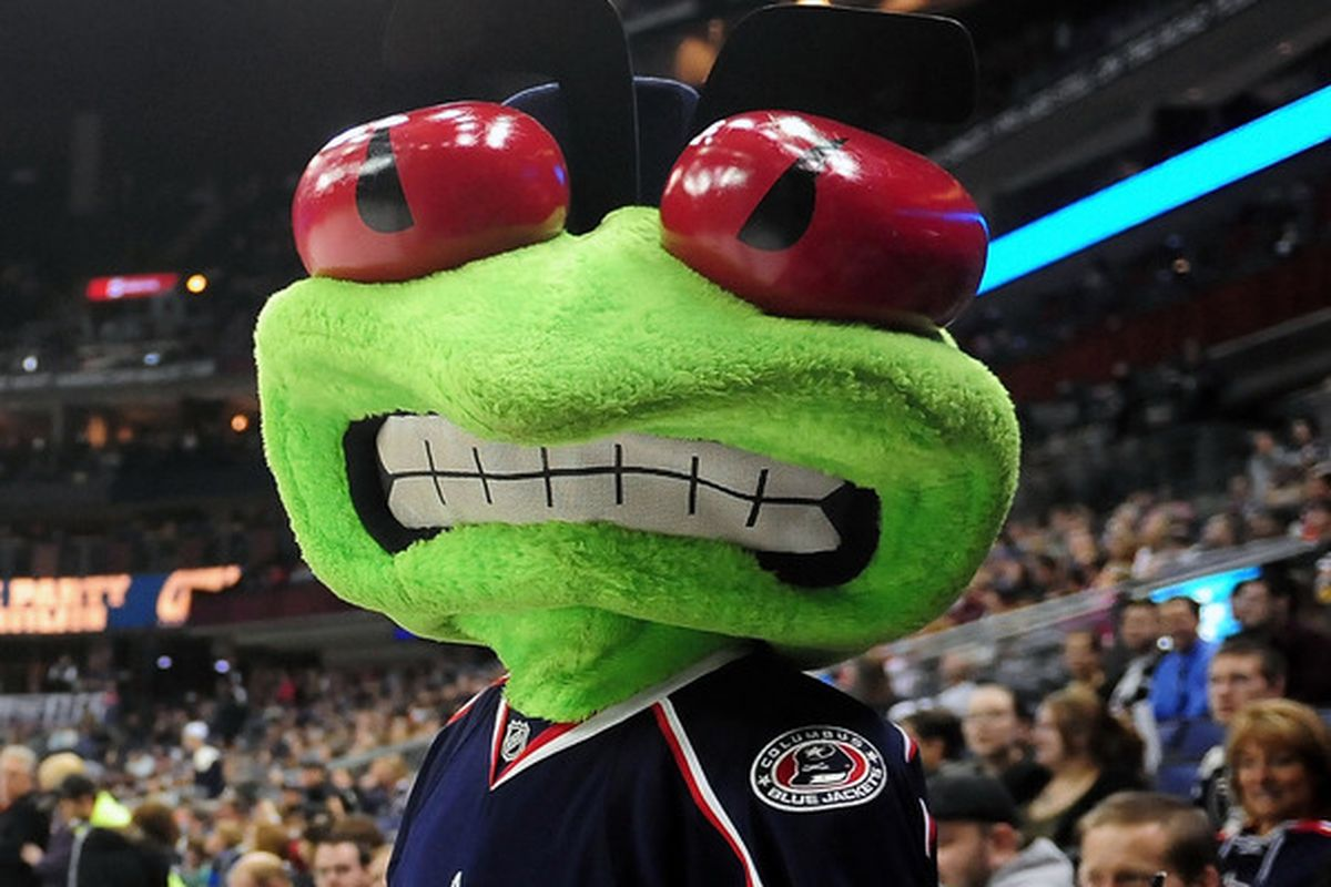 worst mascots stinger