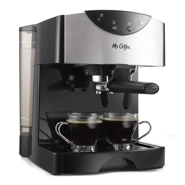 espresso machine gift for dad