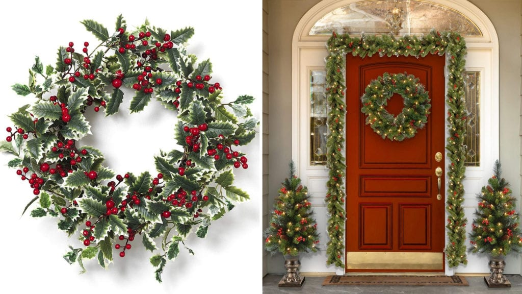25+ Best Holiday Wreaths That You Can Actually Buy