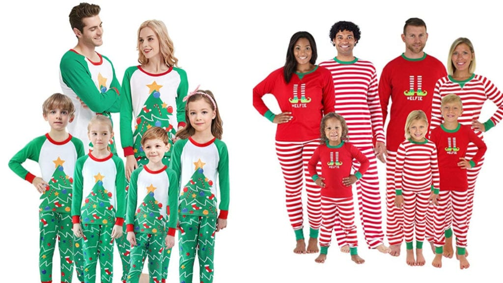 20 Matching Family Christmas Pajamas That ll Get You in the Holiday Spirit c7c8747dc