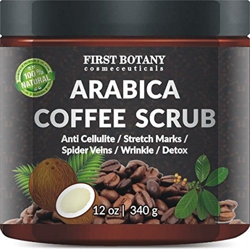 arabica coffee scrub for coffee lover gifts