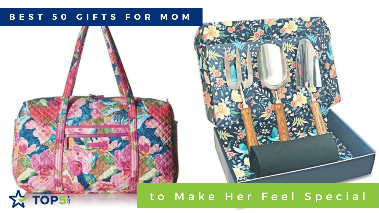 best 50 gifts for mom (on amazon) to make her feel special