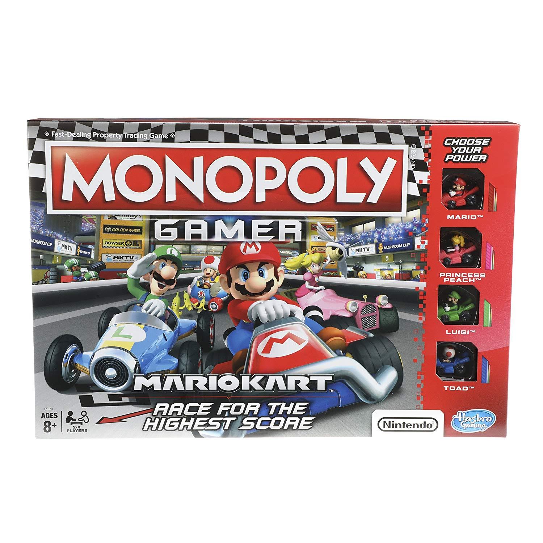 broke student gifts broke student gift giving guide monopoly mario kart