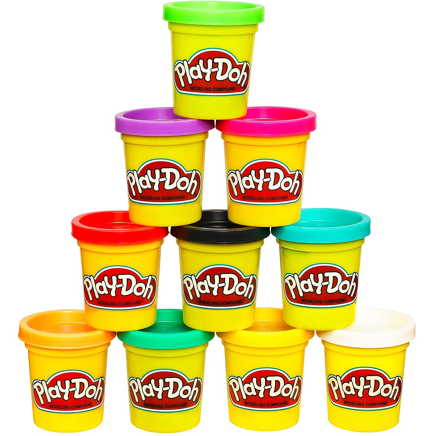 Play-Doh is a great gift even if you're a broke student