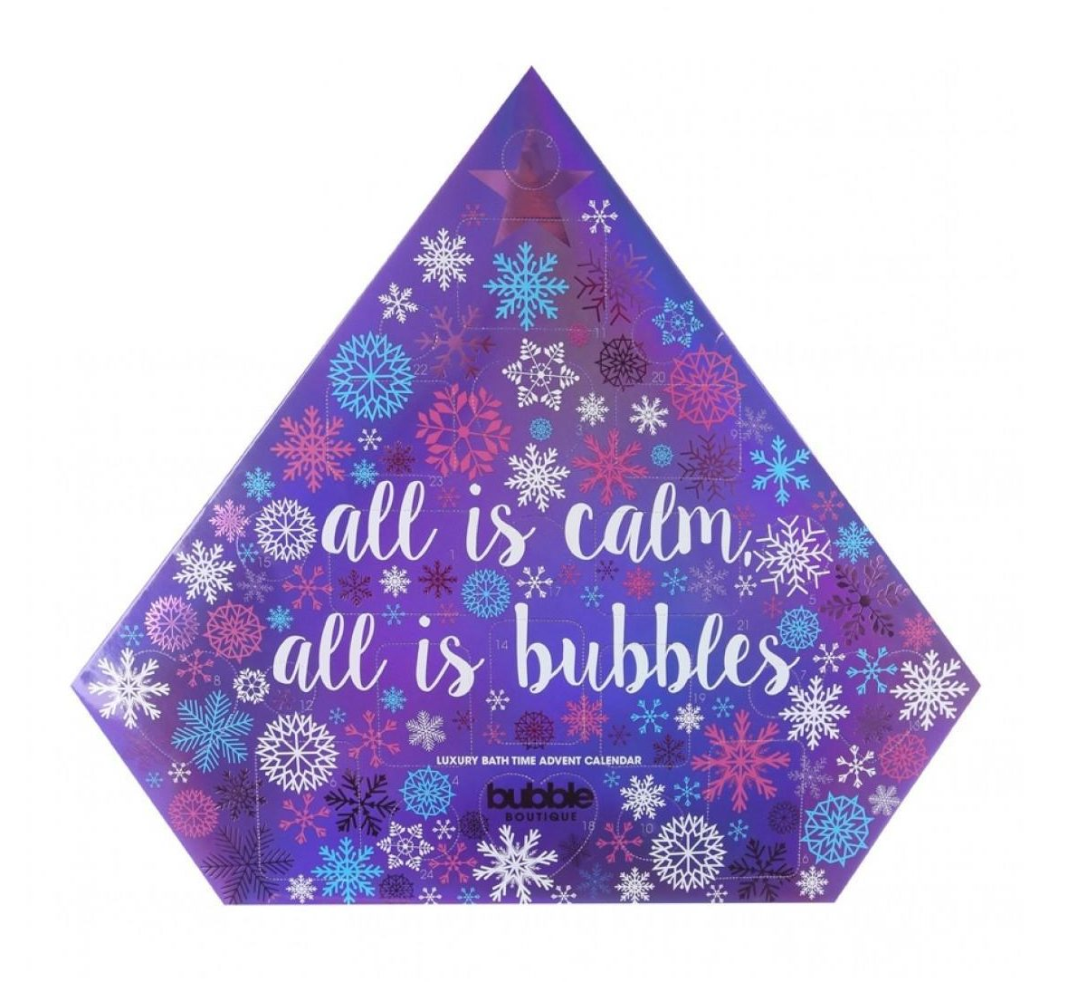 bubble boutique beauty advent calendar beauty advent calendars