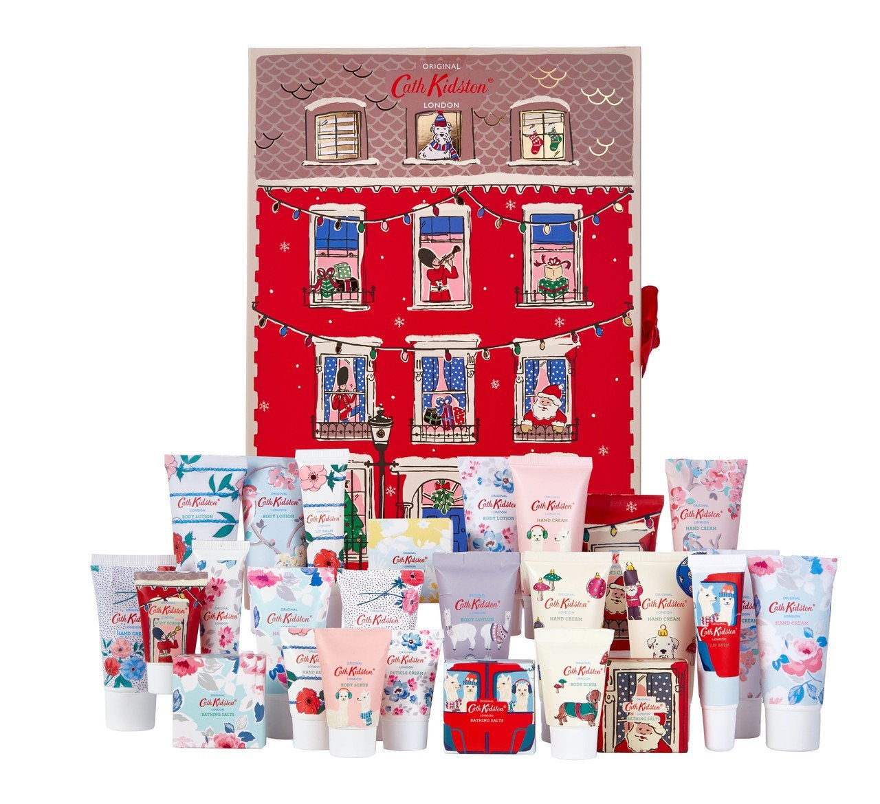 cath kidston beauty advent calendar beauty advent calendars christmas