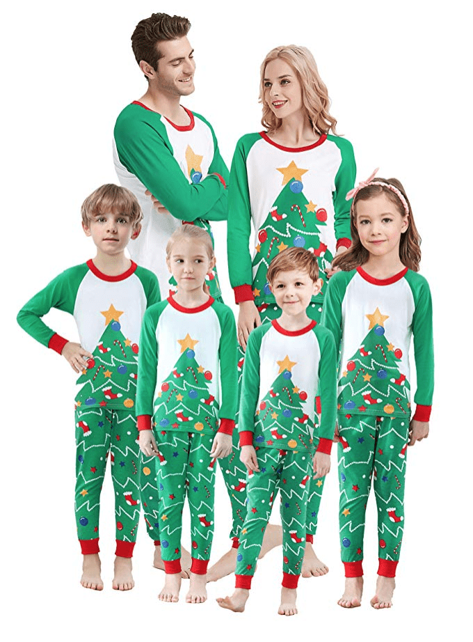 20 Matching Family Christmas Pajamas That ll Get You in the Holiday ... 77896bf64