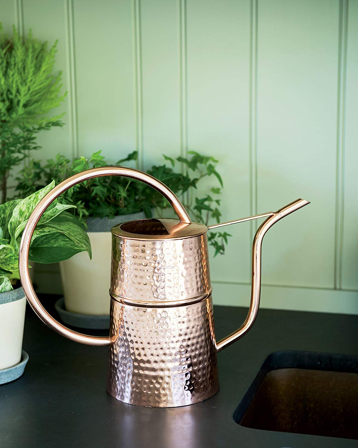 copper indoor watering can a green-fingered gifts for mom