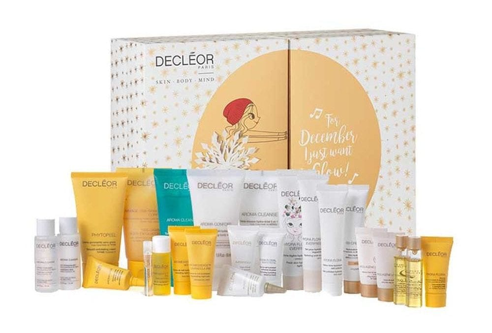 decleor beauty advent calendar beauty advent calendars christmas