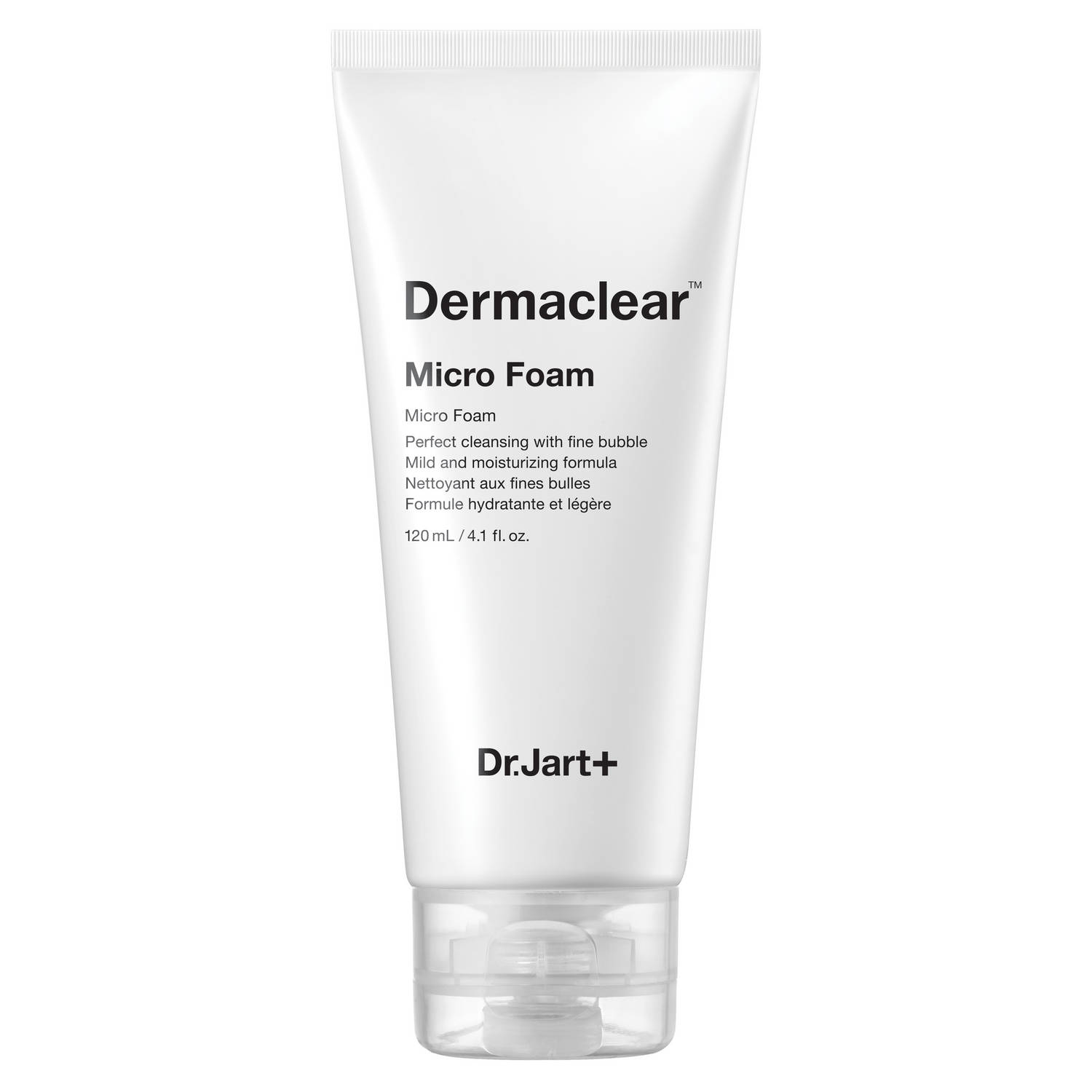 dermaclear micro foam cleanser korean beauty products