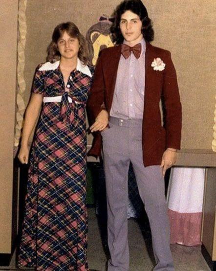 ellen degeneres celebrity prom pictures