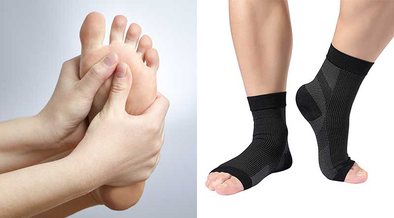 Doc Socks Can Leave Foot Pain Behind You