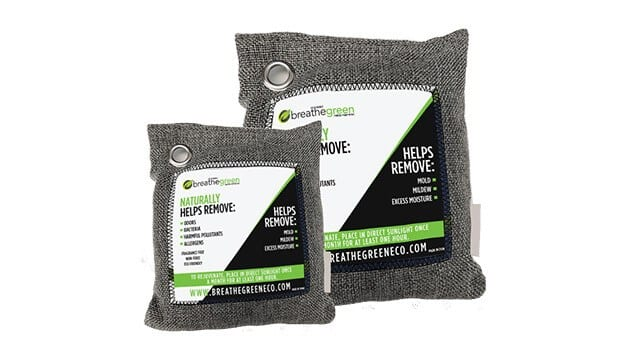 EcoGreen Charcoal Bags Can Make the Smells Go away