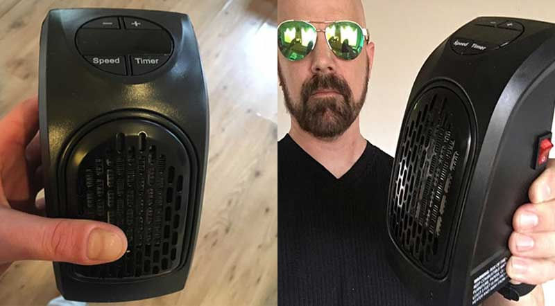 Heat Buddy will keep you Warm This Winter