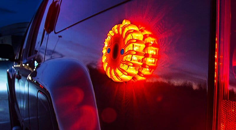 Roadside Safety Flare Will Make You Safe On the Road