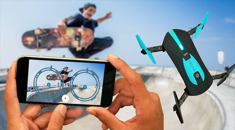 SkyCam HD WiFi Drone Will Take Amazing Shots For a Cheap Price