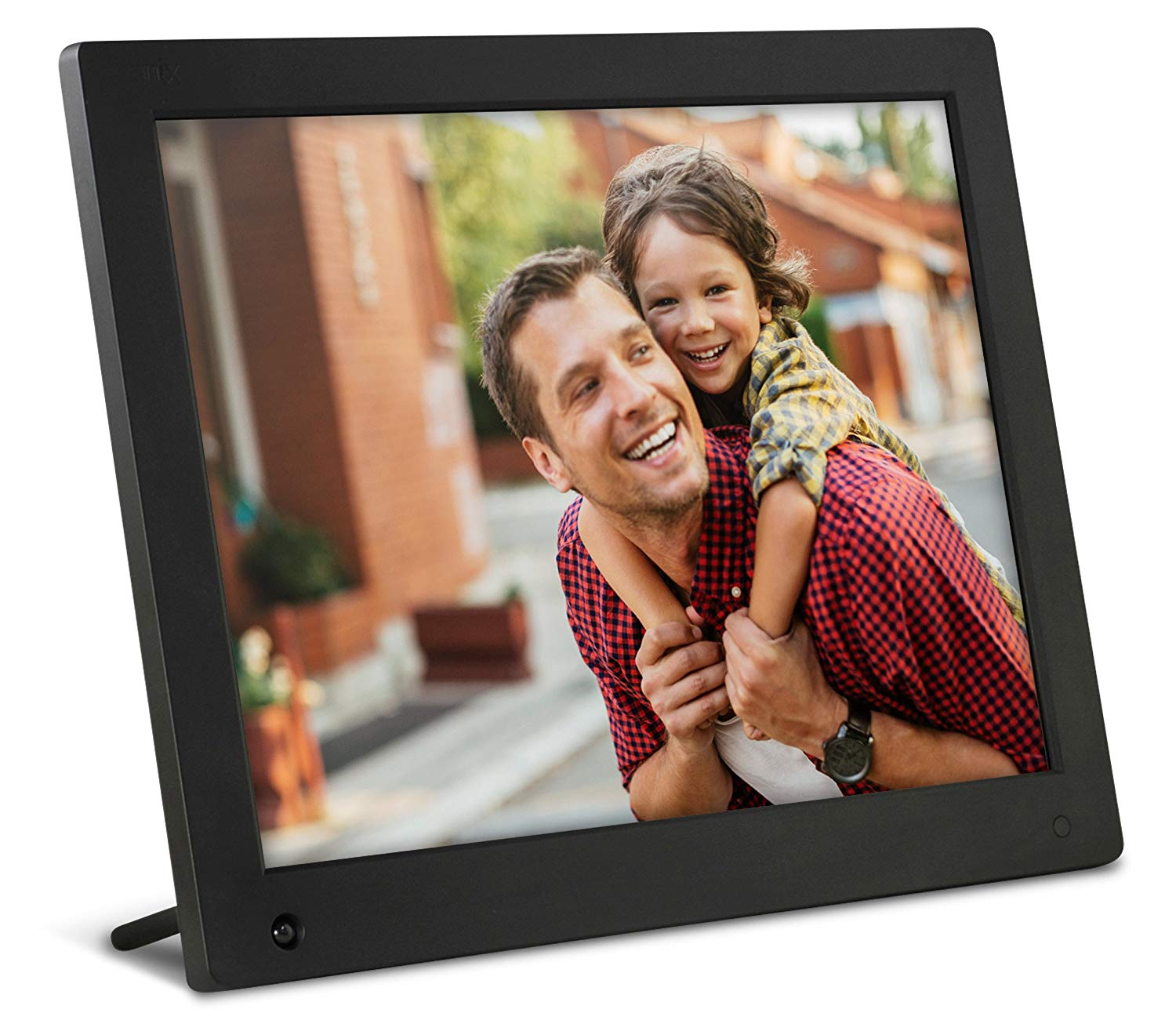 gifts for mom, 15 inch digital photo frame