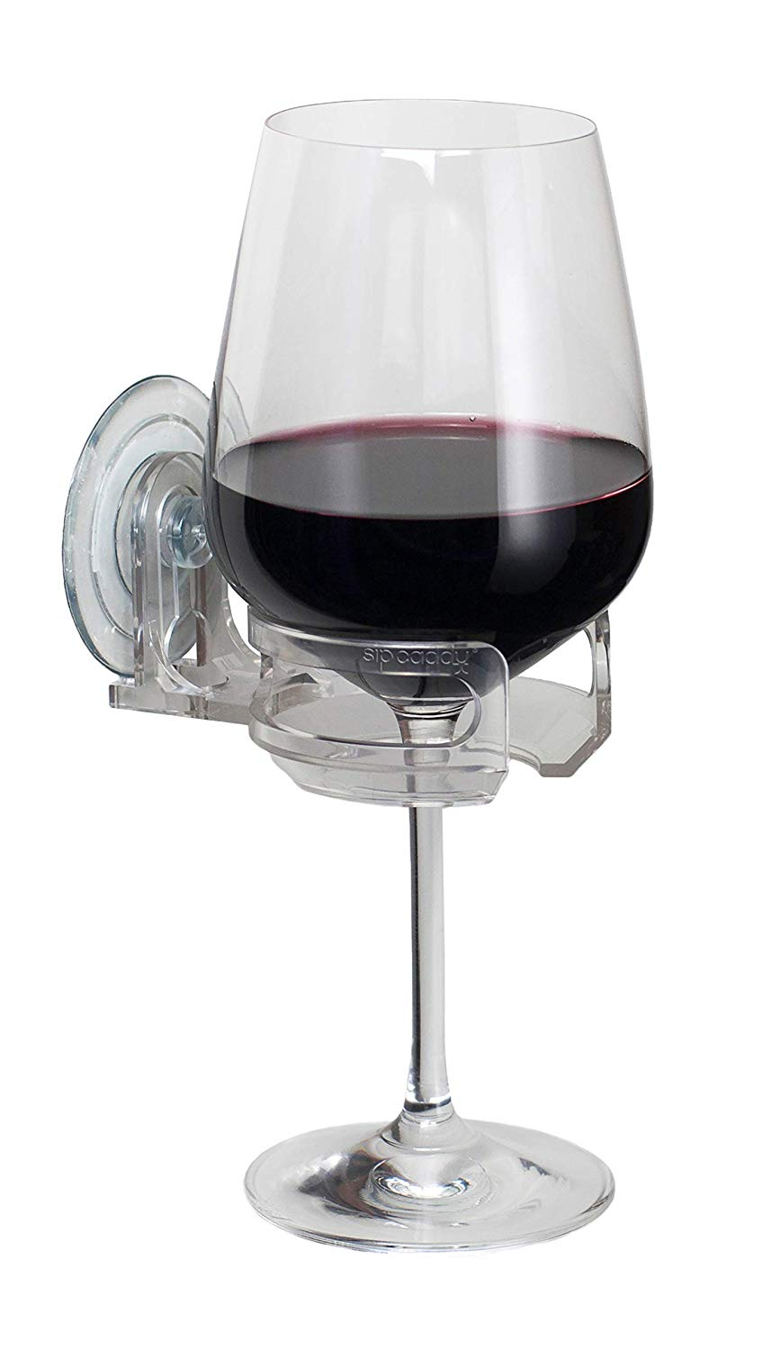 gifts for mom who likes a cozy night in, sipcaddy for wine