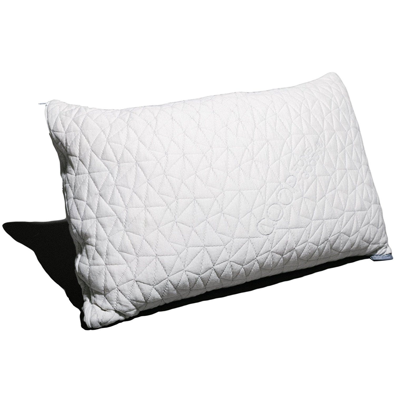 insomniac gifts memory foam pillow coop